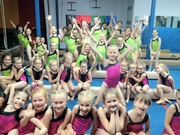 Girls Recreational Gymnastics