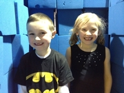 Pre-K and K Boys & Girls Gymnastics