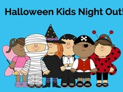 Halloween Kids Night Out!